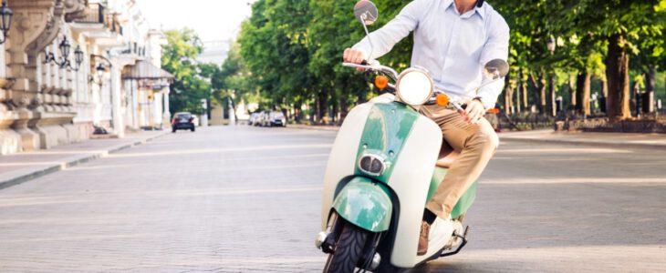 Scooterrijbewijs halen zonder gedoe?