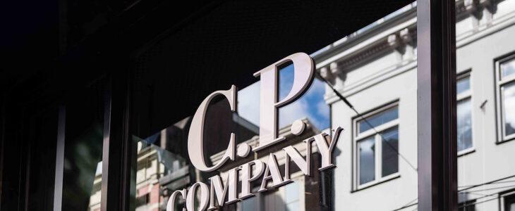 CP Company Stoere Streetwear voor Mannen