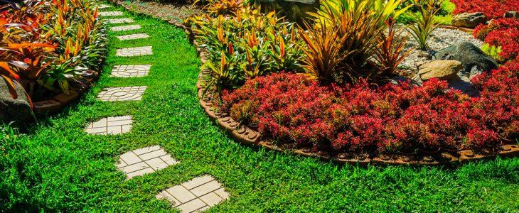 Beplanting voortuin modern maakt je huis af!